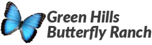 green hills belize butterfly ranch main logo